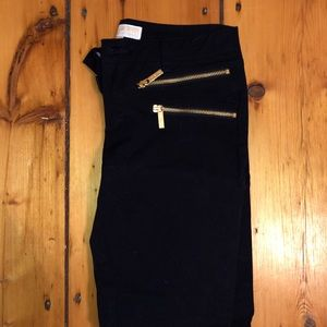 NEW Michael Kors Black Jeans